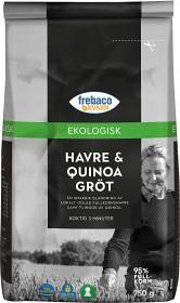 Bild på Frebaco Havre & Quinoa Gröt 750 g