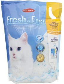 Bild på Best Friend Fresh & Easy Kattsand 5 L
