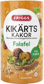 Bild på Friggs Kikärtskakor Falafel 125 g