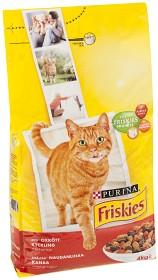 Bild på Friskies Adult Oxkött, Kyckling & Lever 4 kg