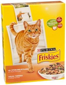 Bild på Friskies Adult Kyckling & Grönsaker 1 kg