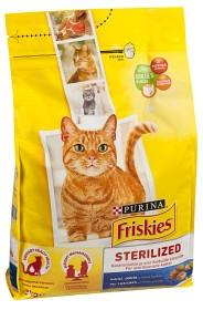Bild på Friskies Sterilized Cats Lax & Grönsaker 3 kg