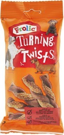 Bild på Frolic Turning Twists Hundsnack 140 g