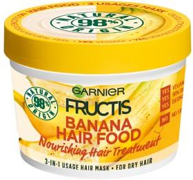 Bild på Garnier Fructis Hair Food Nourishing Hair Treatment Banana 390 ml