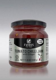 Bild på Fynbos Marmelad Tomat & Chili 330 g