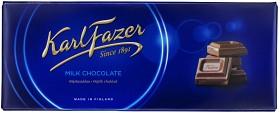 Bild på Karl Fazer Mjölkchoklad 200 g
