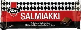 Bild på Fazer Salmiakki Chokladkaka 100 g