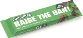 Bild på Gainomax Protein Bar Chocolate Mint 60 g