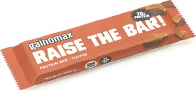 Bild på Gainomax Protein Bar Toffee 60 g