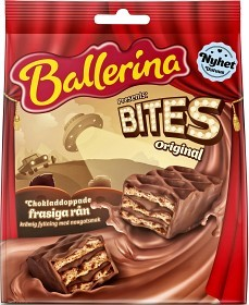 Bild på Ballerina Bites Original 175 g