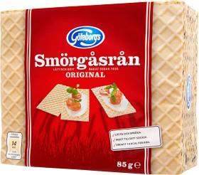 Bild på Göteborgs Kex Smörgåsrån Vete Liten 85 g