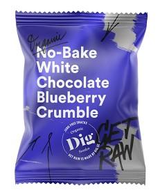 Bild på GET RAW No-Bake White Chocolate Blueberry Crumble 35 g
