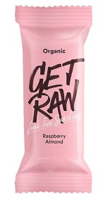 Bild på GET RAW Rasperry & Almond 42 g