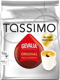 Bild på Tassimo Gevalia Original Mellanrost 16 p
