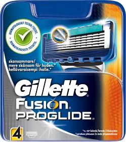Bild på Gillette Fusion ProGlide rakblad 4 st