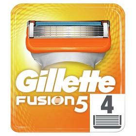 Bild på Gillette Fusion5 rakblad 4 st
