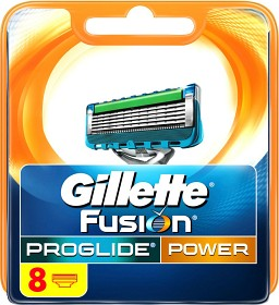 Bild på Gillette ProGlide Power rakblad 8 st