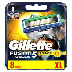 Bild på Gillette Fusion5 ProGlide Power rakblad 8 st