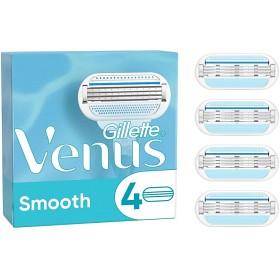 Bild på Gillette Venus Smooth rakblad 4 st