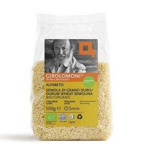 Bild på Girolomoni Pasta Alfabeto 500 g