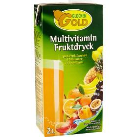 Bild på Glockengold Multivitamin Fruktdryck 2 L