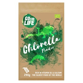 Bild på Go for life Chlorellapulver 290 g
