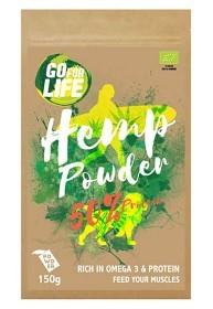 Bild på Go for life Hampapulver 50% Protein 150 g