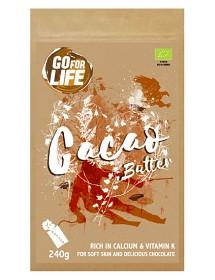 Bild på Go for life Kakaosmör 240 g