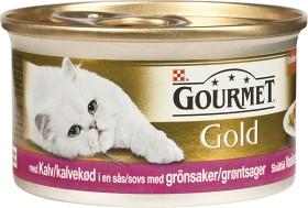 Bild på Gourmet Gold Kalv 85 g