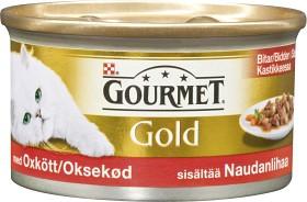 Bild på Gourmet Gold Oxkött 85 g