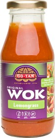 Bild på Go-Tan Woksås Citrongräs 240 ml
