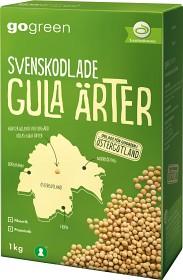 Bild på GoGreen Gula Ärtor 1 kg