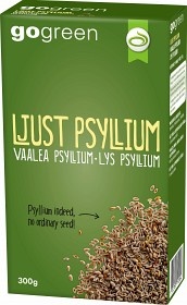 Bild på GoGreen Ljust Psyllium 300 g
