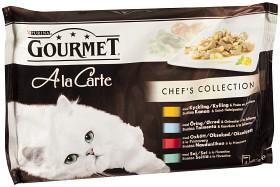 Bild på Gourmet A La Carte Chef´s Collection 4 p