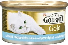 Bild på Gourmet Gold Havsfisk 85 g