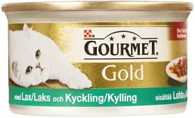 Bild på Gourmet Gold Lax & Kyckling 85 g