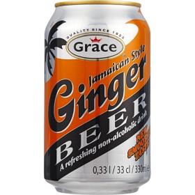 Bild på Grace Ginger Beer 33 cl