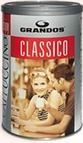 Bild på Grandos Snabbkaffe Cappuccino 500 g