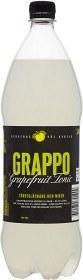Bild på Grappo Grapefruit Tonic 1,4 L inkl. Pant