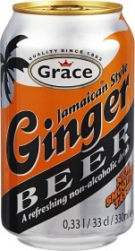 Bild på Grace Ginger Beer 33 cl