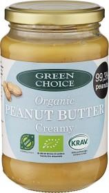 Bild på Green Choice Jordnötssmör Creamy 350 g