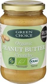 Bild på Green Choice Jordnötssmör Crunchy 350 g