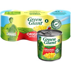 Bild på Green Giant Original Extra Crispy 3x160g