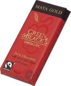Bild på Green & Blacks Maya Gold Dark Chocolate 35 g