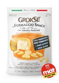 Bild på Groksi Ostsnack Classico 60 g