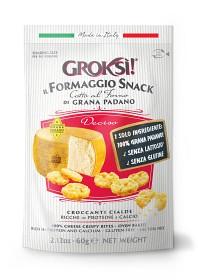Bild på Groksi Ostsnack Deciso 60 g