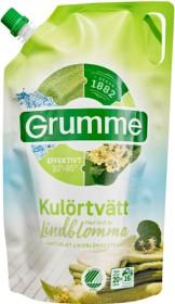 Bild på Grumme Kulörtvätt Plus Lindblomma 800 ml