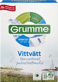 Bild på Grumme Tvättmedel Vittvätt Pulver 1,12 kg
