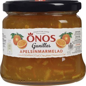 Bild på Önos Gunillas Apelsinmarmelad 450 g