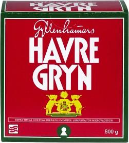 Bild på Gyllenhamars Havregryn 500 g